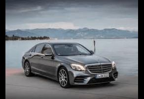Mercedes Clase S Corto