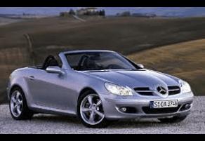 Mercedes Clase SL