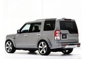 Rover Discovery