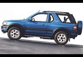 Opel Frontera Corto