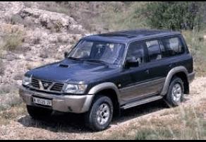 Nissan GR Largo