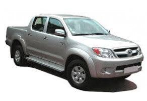Toyota Hilux (4x4)