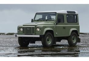 Rover Defender 100 Wagon