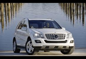 Mercedes Clase ML