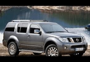 Nissan Pathfinder 7pl