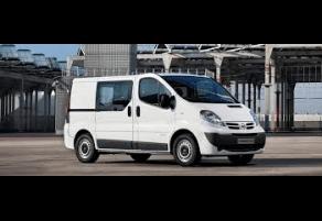 Nissan Primastar Adventure 8pl