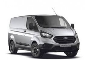 Ford Transit Custom Cargo PD