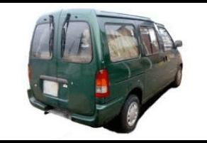 Nissan Vanette Cargo 5pl