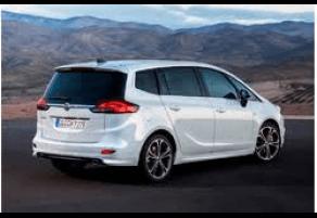 Opel Zafira 7pl
