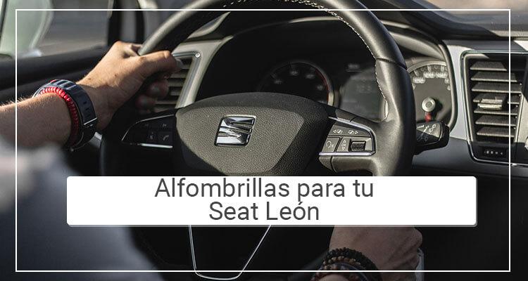 Consigue tus alfombrillas a medida Seat León