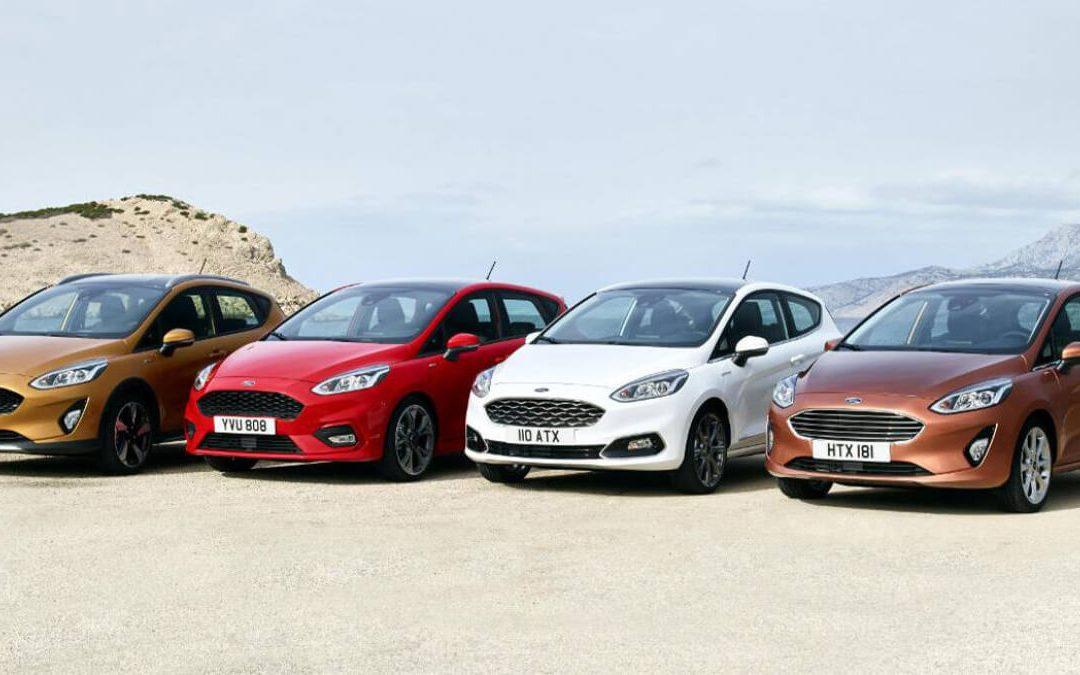 Alfombrillas de coche Ford Fiesta